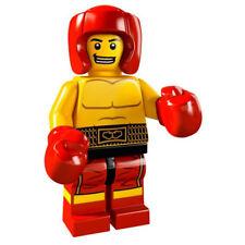 Lego Boxer minifig Circus City Town Sport Minifigures Series 5