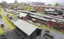 Edificios, túneles y puentes de escala 00 Metcalfe para modelismo ferroviario