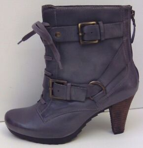 Womens New Clarks Softwear Lyndee Concert Grey Ankle Boots - Size UK 4 D EUR 37