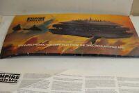 STAR WARS: Empire Strikes Back Portfolio Ralph Mcquarrie 24 Prints 1980 Damaged