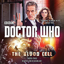 DOCTOR WHO--THE BLOOD CELL--5 CD AUDIO BOOK  BRAND  NEW SEALED