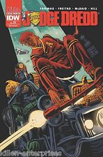 Judge Dredd Ongoing #1 Archie 75Th Anniversary Variant Comic Book 2015 - IDW