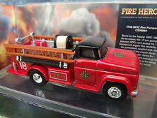 Corgi  FIRE HEROES-GMC Fire pumper Chicago  - CS90009
