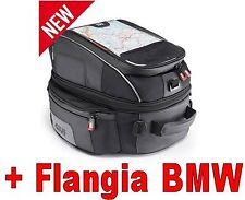 BORSA SERBATOIO XS306 TANKLOCK BMW F650 GS F800 GS + FLANGIA BF15