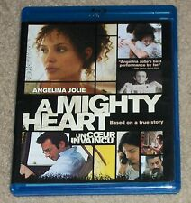 A Mighty Heart (Blu-ray Disc 2009) Angelina Jolie Will Patton