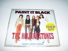 The Rolling Stones - paint it black ( 2 tr. cdmaxi 1990