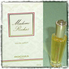 MADAME ROCHAS EAU DE PARFUM RARE! 3ml EDP BOTTLE BNIB + 3 SAMPLE VIALS