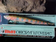 Rapala Orginal Floating F18-RT in Rainbow Trout Bass/Walleye/Pike/Pickerel
