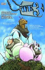 WE3 TP/Grant Morrison/Frank Quietly/2005 DC/Vertigo Comics