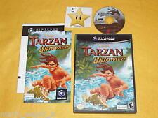 TARZAN Untamed x Nintendo GAME CUBE GC import NTSC vers. USA ... no versione PAL