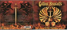Gothic Knights - Up from the Ashes [Limited] (CD 2003) METAL LMP GERMANY DIGI
