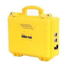 Proaim Yellow Power Pack 100-240AC for Camera Crane Jib Arm Jibs film shoot