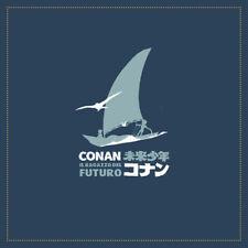 Conan, Il Ragazzo Del Futuro - Ultimate Edition Box (7 Blu-Ray+2 LP+Art Book+Paper Toy+Card Set+Poster)