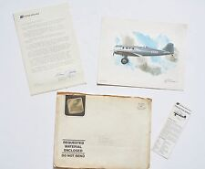 United Airlines Collectors Series Art Prints Lot of 13 1970s 80s Executive Air