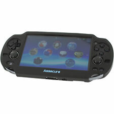 Silicone Case for PS Vita 1000 Sony Protective Skin GEL Soft Cover ZedLabz Black