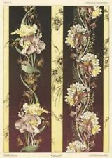 Art Nouveau Design Fantasies in Full Color (Paperback or Softback)
