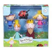 Ben y Holly Kingdom Coleccionable 5 figura's Little Pack