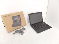 "READ: Lenovo MIIX 300 -10IBY 80HR Tablet 10.1"" Z3735F 2GB 64GB + Keyboard Win10"