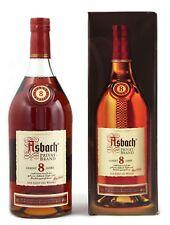 Asbach Uralt aged 8 year old german Branntwein Cognac Brandy full bottle New