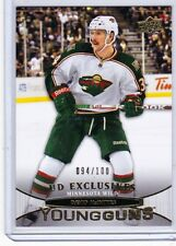 11-12 2011-12 UPPER DECK DAVID McINTYRE YOUNG GUNS UD EXCLUSIVES /100 473 WILD