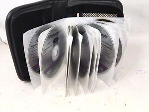 Priddis Karaoke Sampler CD Lot Of 22 Discs 2000 Plus Headbanger Disc