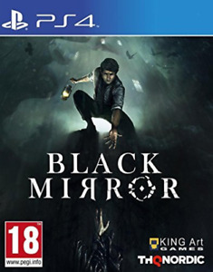 Black Mirror PS4 GAME NEW