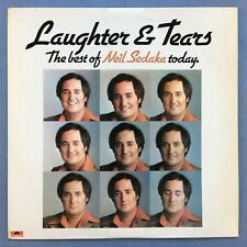 Laughter & Tears - The Best Of Neil Sedaka Today - Polydor 2383-399 Ex Condition