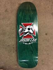 Blind Jason Lee Dodo Skull Hawk Spoof Old School Reiss Skateboard Deck Screened