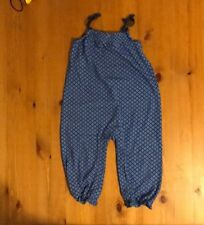 baby girl romper jumpsuit gymboree 18-24m, blue, new no tag