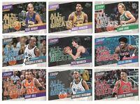 All-Time Greats 2017-18 Prestige Complete Insert Set 20 Magic Bird Kobe Celtics!