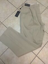 Polo Ralph Lauren Mens Core Classic Fit Pleated Chino Pant Stone 36 x 34 NWT $89