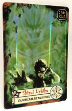 Carte Naruto Fancard Super Battle  Prism Laser 1 custom card