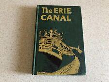 1953 Vintage Landmark Book The Erie Canal