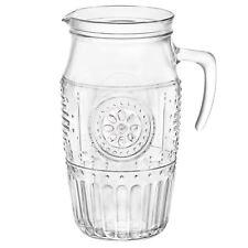Bormioli Rocco romantique eau / jus Retro Jug - 1600ml (54 oz)