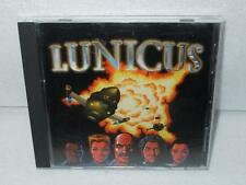 Linicus PC Computer Video Game CD (1994) Cyberflix Acient Alien RPG VGC Rare