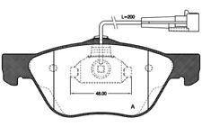 4x OPEN PARTS Pastillas Freno Delanteras Para ALFA ROMEO GTV SPIDER BPA0589.02