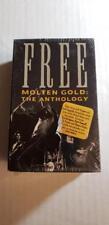 FREE-MOLTON GOLD : THE ANTHOLOGY 2 CASSETTE BOX SET SEALED