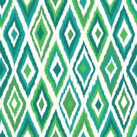 Rasch Wallpaper Cabana 148632 Rhombus green Fleece Designer