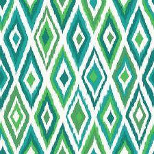 Rasch Papel pintado Cabana 148632 Rombo Verde de Pared Tapiz paño grueso y suave