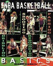 NBA BASKETBALL BASICS  - Hardcover with jacket cover