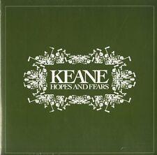 KEANE HOPES AND FEARS VINILE LP NUOVO SIGILLATO