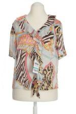 Rüschen Damenblusen, - Tops & -Shirts in Größe 40