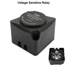 12V VSR Voltage Sensitive Relay Dual Battery Automatic Charging Car Accessories