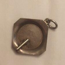 Vintage Silver Charm Cigarette Ashtray 1 Grams 925 Sterling