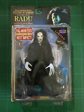 """Full Moon Toys Legends Of Horror Subspecies Radu 8""""in Action Figure Limited"""
