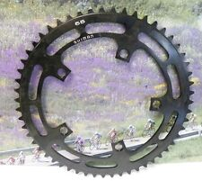 Shimano black Dura Ace EX W-Cut 130BCD 55 chainring for road , NOS