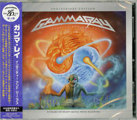 GAMMA RAY-INSANITY AND GENIUS-JAPAN 2 CD Bonus Track G35