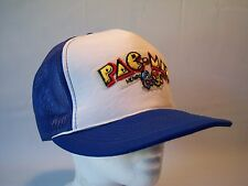 Vintage 80's Pacman Trucker Hat Men's One Size Fits All