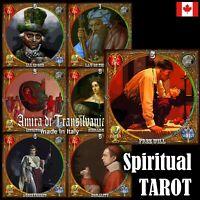 love tarot cards card deck rare vintage major arcana play game oracle book guide