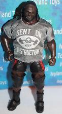 WWE Mark Henry Mattel Elite Wrestling Action Figure Series 26 Shirt